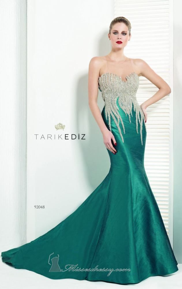 Tarik Ediz 92048 Dress - MissesDressy.com