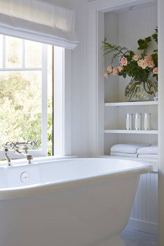 Pin By A Touch Of Beauty De Toute B On Bathrooms With Images Guest Room Room Interior