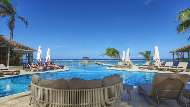 Xperiencetravel Zoetry Montego Bay Is A Aaa Four Diamond Resort