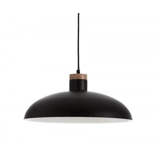 Liv lampara de techo negra Techo negro, Negro y Lámparas de cocina - lamparas de techo modernas