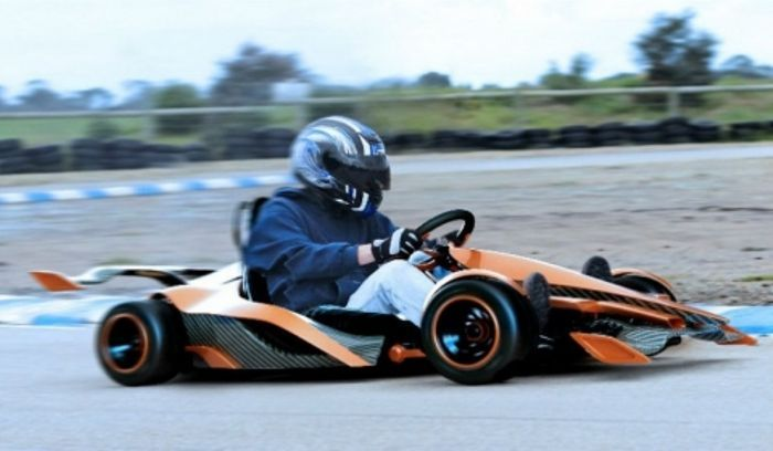The Best Looking Go Kart Ever G2k Inspired 270 Cc 27 Hp 0 To 100 In 4 S Top Sd Just Over 80 Mph 140 Kmph Motorsport