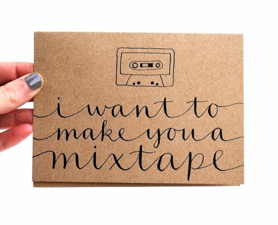 how to make a mixtape