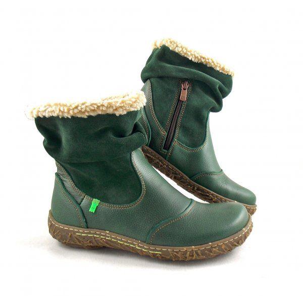 El Naturalista NIDO - Ankle boots - olive 2pLH9