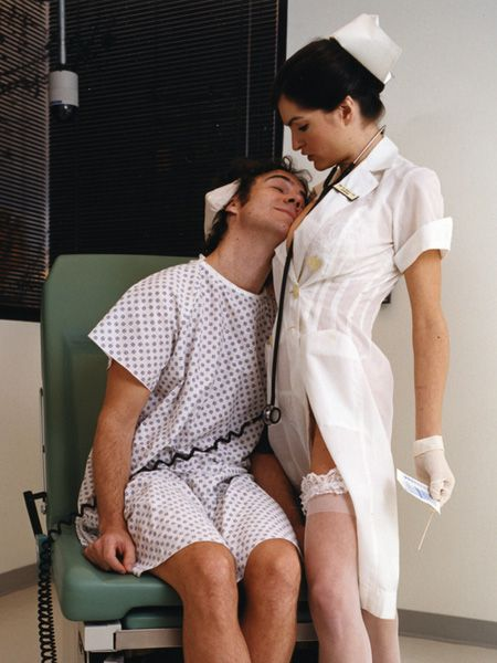 Playing doctor sex games