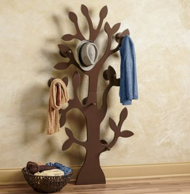 Very cute coat rack from Country Door!