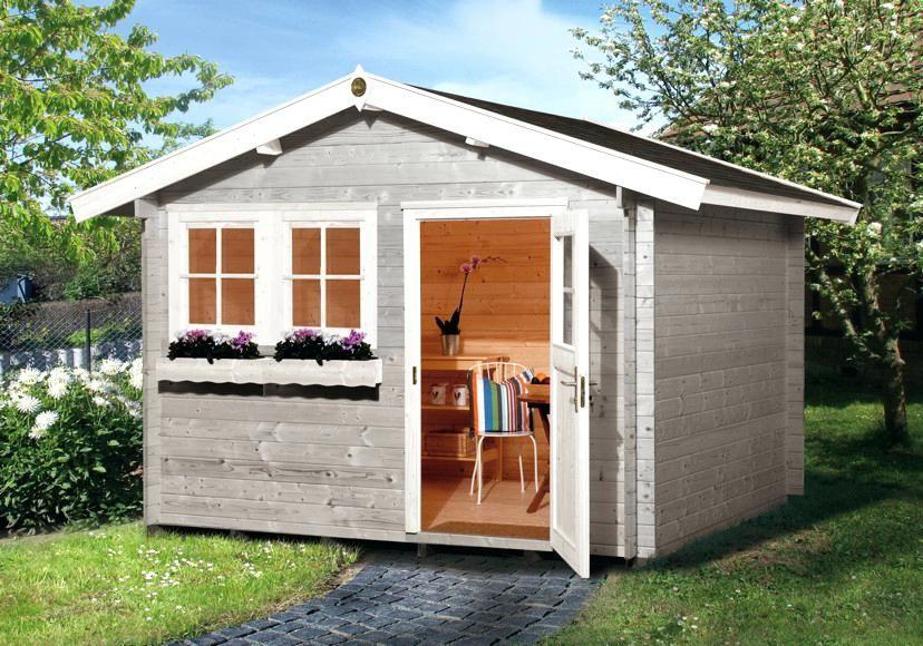 gartenhaus streichen farben wohn design. Black Bedroom Furniture Sets. Home Design Ideas