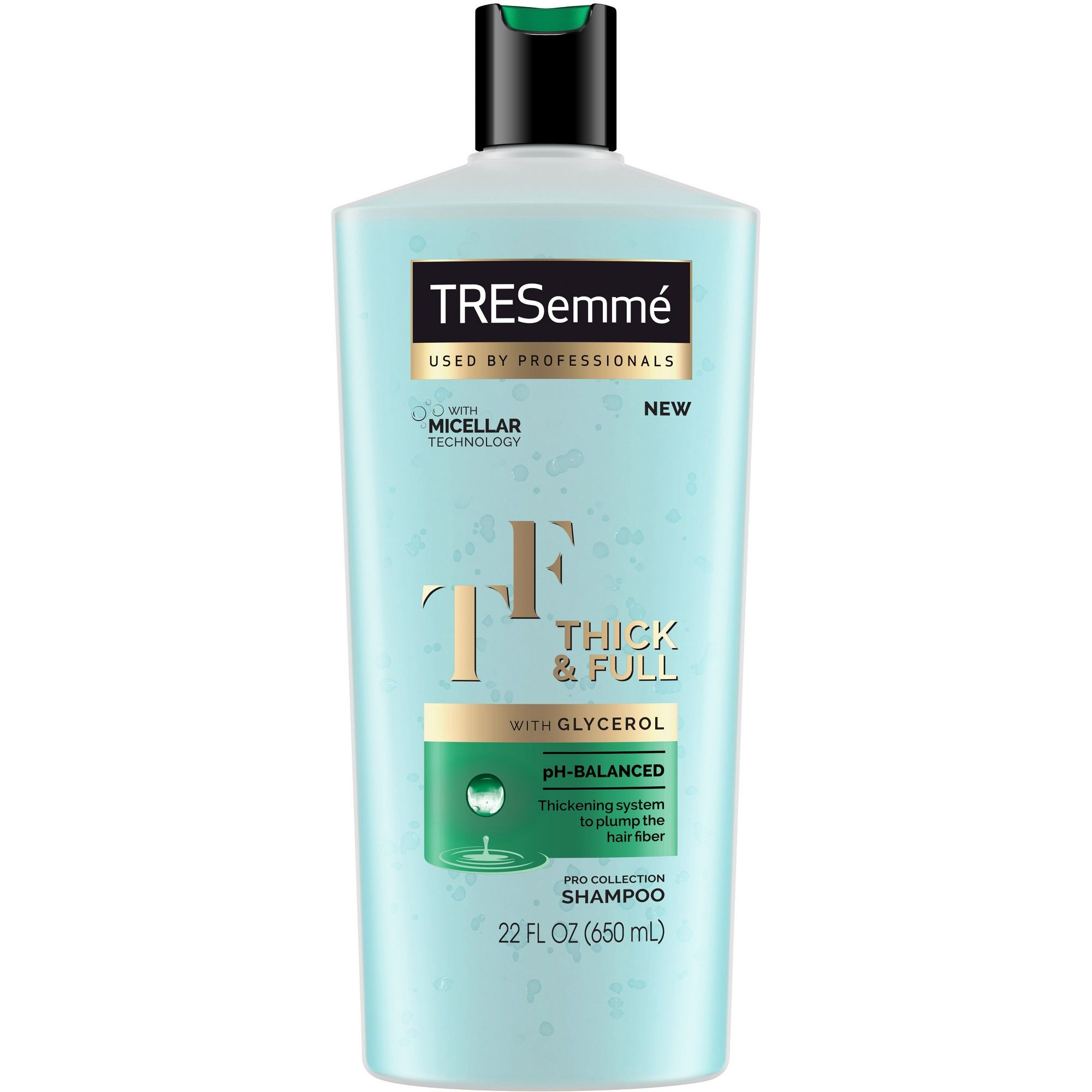 Tresemme Thick Full Shampoo 22oz Shampoo For Fine Hair