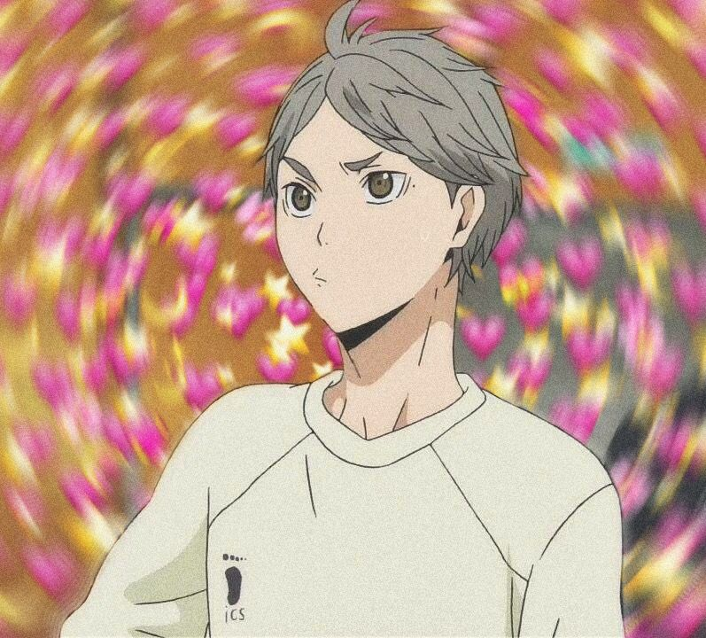 haikyuu sugawara suga edit freetoedit remixit in