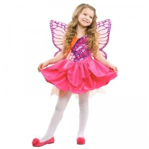 2bf8ee8e44c Barbie Mariposa & the Fairy Princess Mariposa Dress | Halloween ...