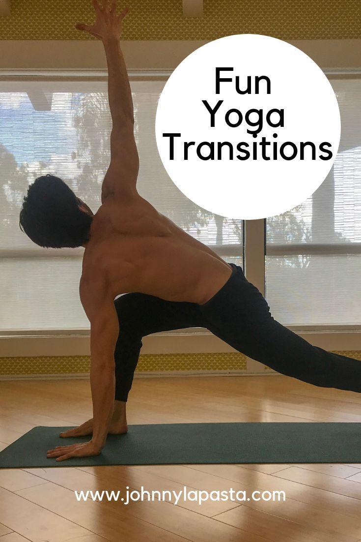 Fun Yoga Transitions