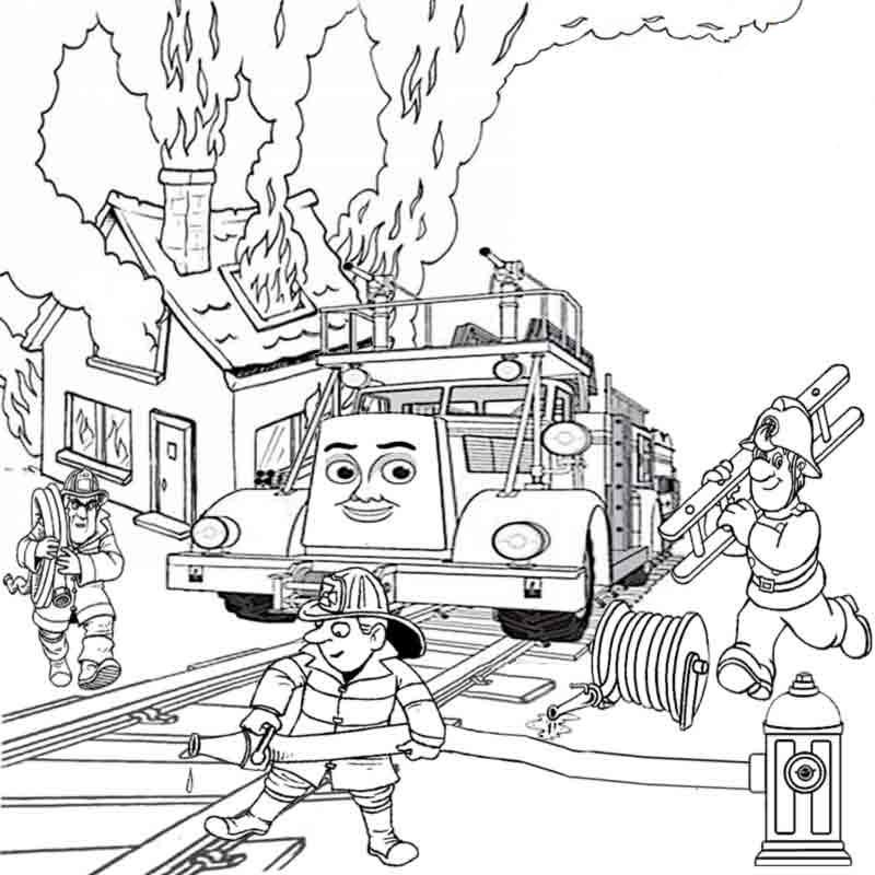 thomas the train coloring pages Google Search Train