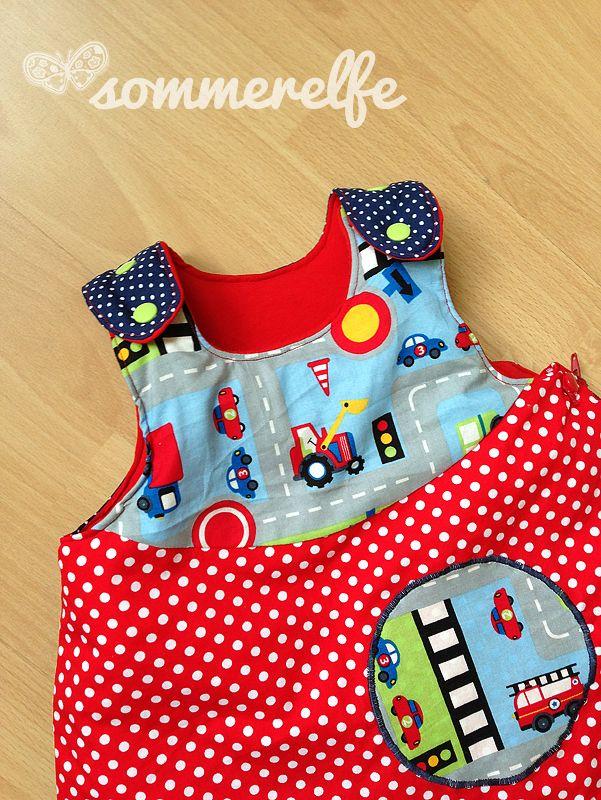 babyschlafsack mit kam snaps kam snaps ideen anleitungen n hen baby und n hen f r kinder. Black Bedroom Furniture Sets. Home Design Ideas