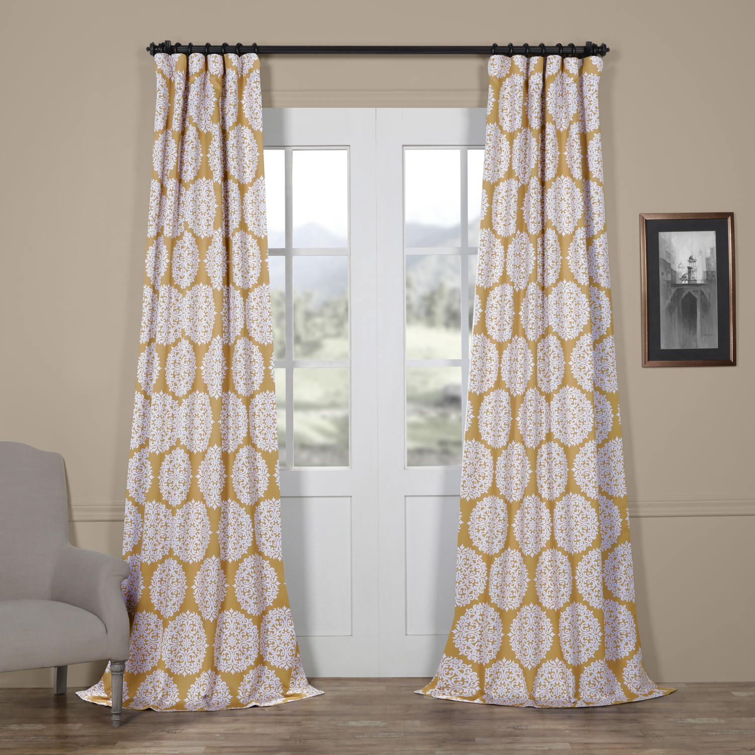 under ideas modern and com mauve dollclique color cream cotton gray gold room windows country polyester plaid tartan curtains orange chair blackout living grey source black yellow