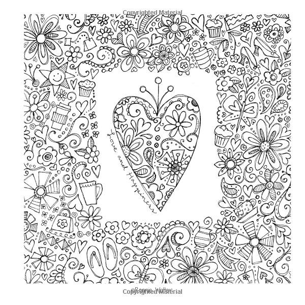 Robot Check Coloring Books Coloring Cafe Love Coloring Pages
