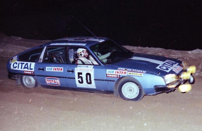 tour de corse 1977 mercier philippe marchioni c icon citro n cx 2400 rallye d 39 hier et d. Black Bedroom Furniture Sets. Home Design Ideas