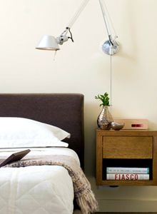 Artemide Tolomeo Mini Led Wall Lamp With Arms Master Bedroom Redo Floating Bedside Table Home