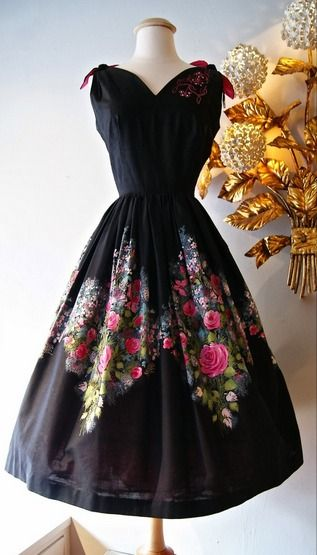 40s Dresses Garden Party