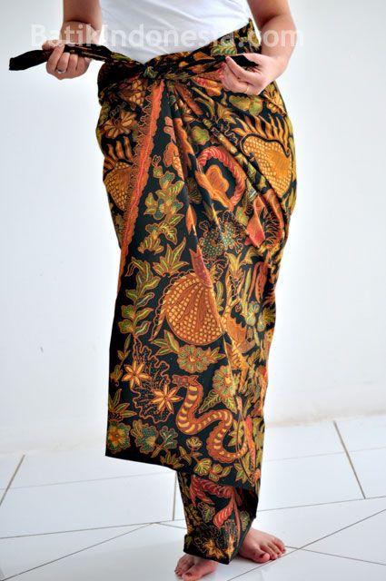 Model Bawahan Batik : model, bawahan, batik, Hartanto's, Family:, Tutorial, Pakai, Lilit, Batik, Sebagai, Bawahan, Model, Boho,, Pakaian, Wanita,