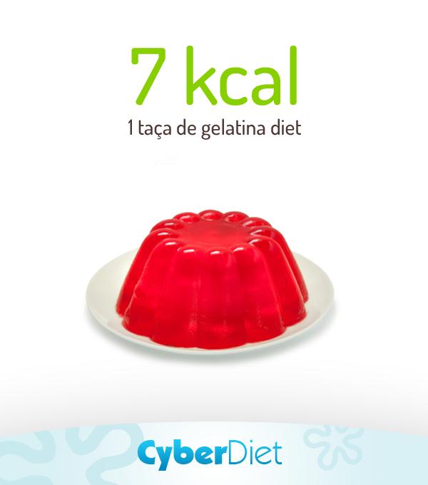 Você já consumiu todas as calorias que poderia no dia de hoje e tá com vontade de comer mais algumas coisa? Vá de gelatina diet! Mais dicas como essa em: https://facebook.com/cyberdietoficial