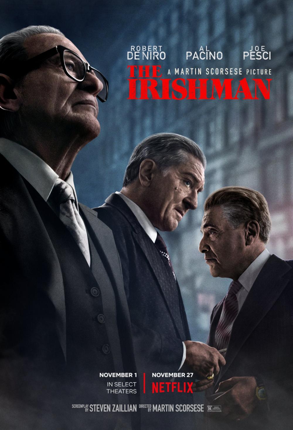 The Irishman Films Complets Film Robert De Niro