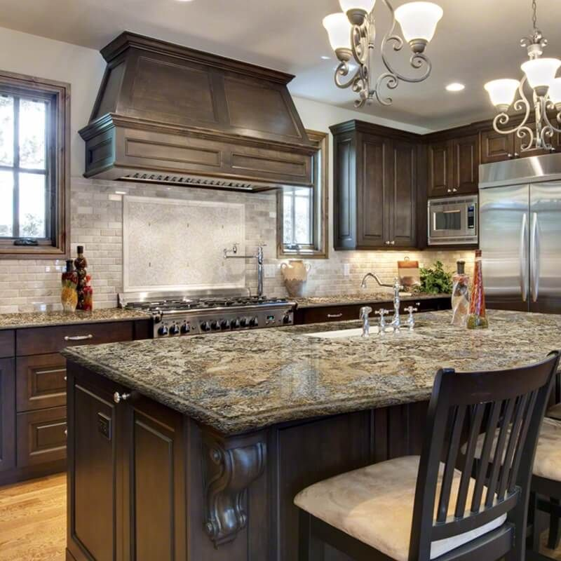 Exceptionnel Granite Still Remains One Of The Most Popular Countertops Of Choice Among  Homeowners U2014 And For