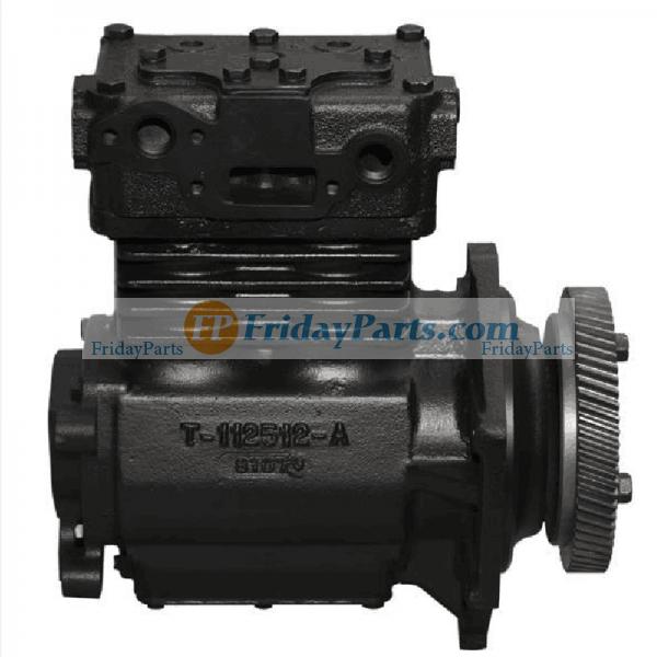 Air Brake Compressor 5004187X for DD60 12.7L Engine Year 1999