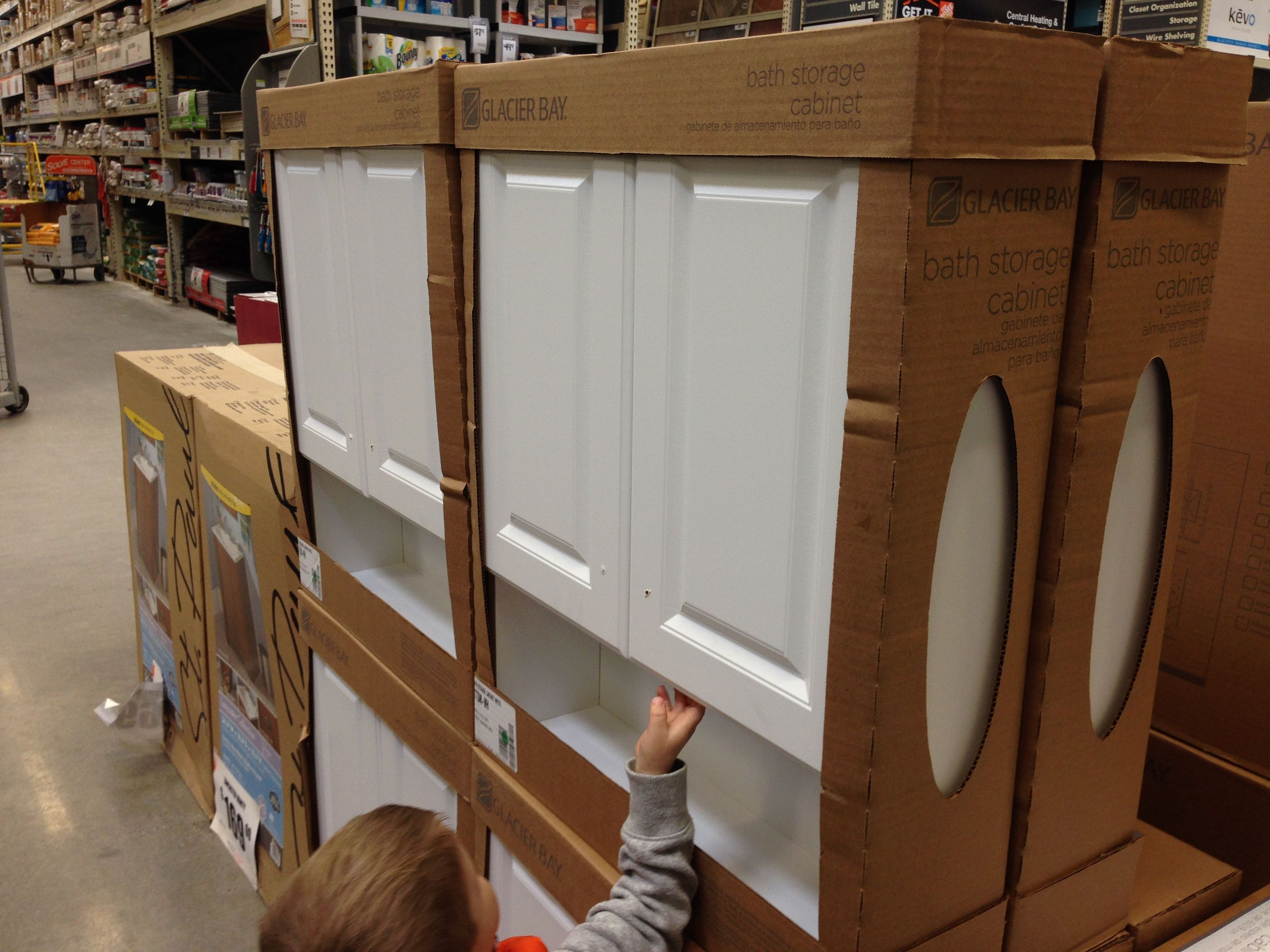 Hanging Medicine Cabinet At Home Depot