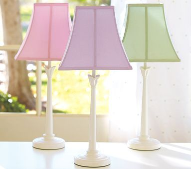 Pottery barn kids touch base lamp all you do is touch the base to turn
