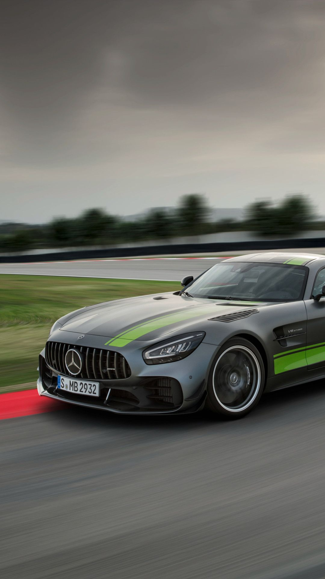 Mercedes Amg Gt R Pro 2019 4k Mobile Wal Wallpapers In 2020