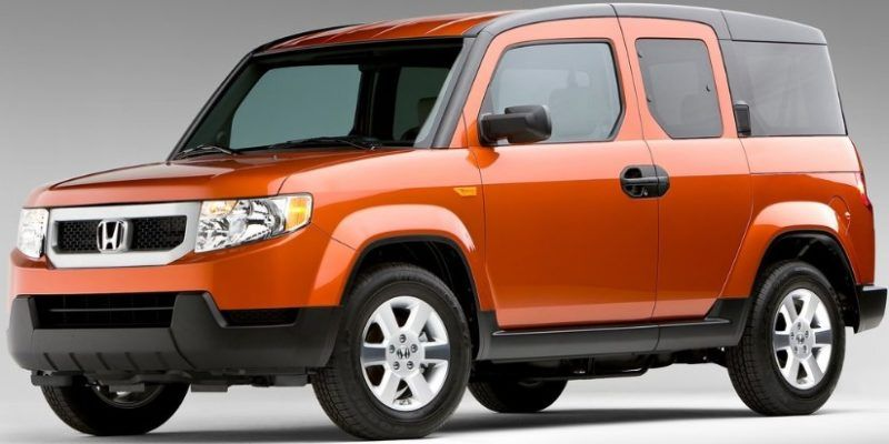 2020 Honda Element Redesign Honda Element Honda 2011 Honda Element