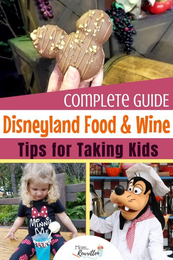 Photo of 2020 Disneyland California Essen und Wein mit Kindern