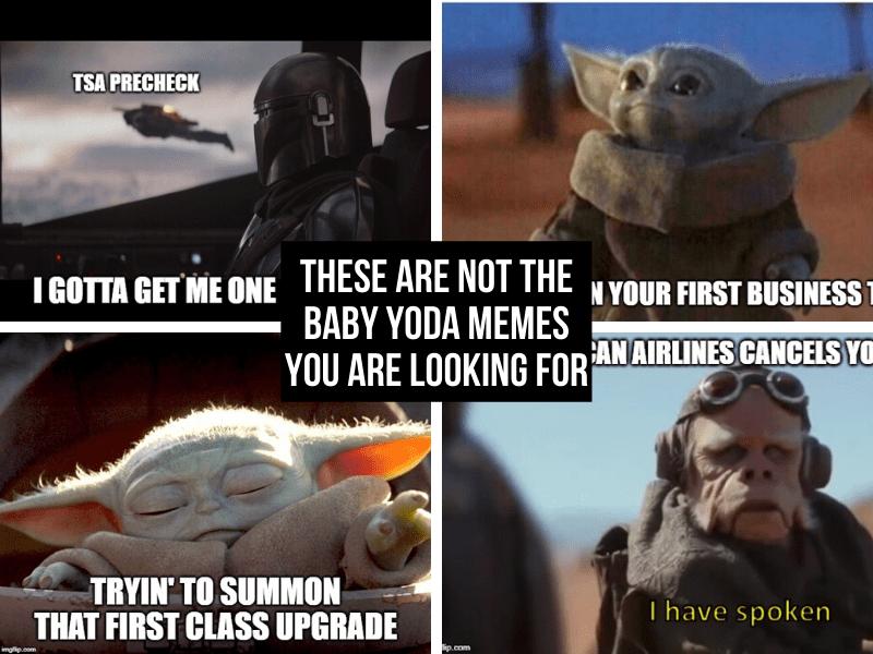 45 Of The Funniest Baby Yoda Memes Page 28 Of 45 Parentology Yoda Meme Yoda Wallpaper Star Trek Birthday Meme