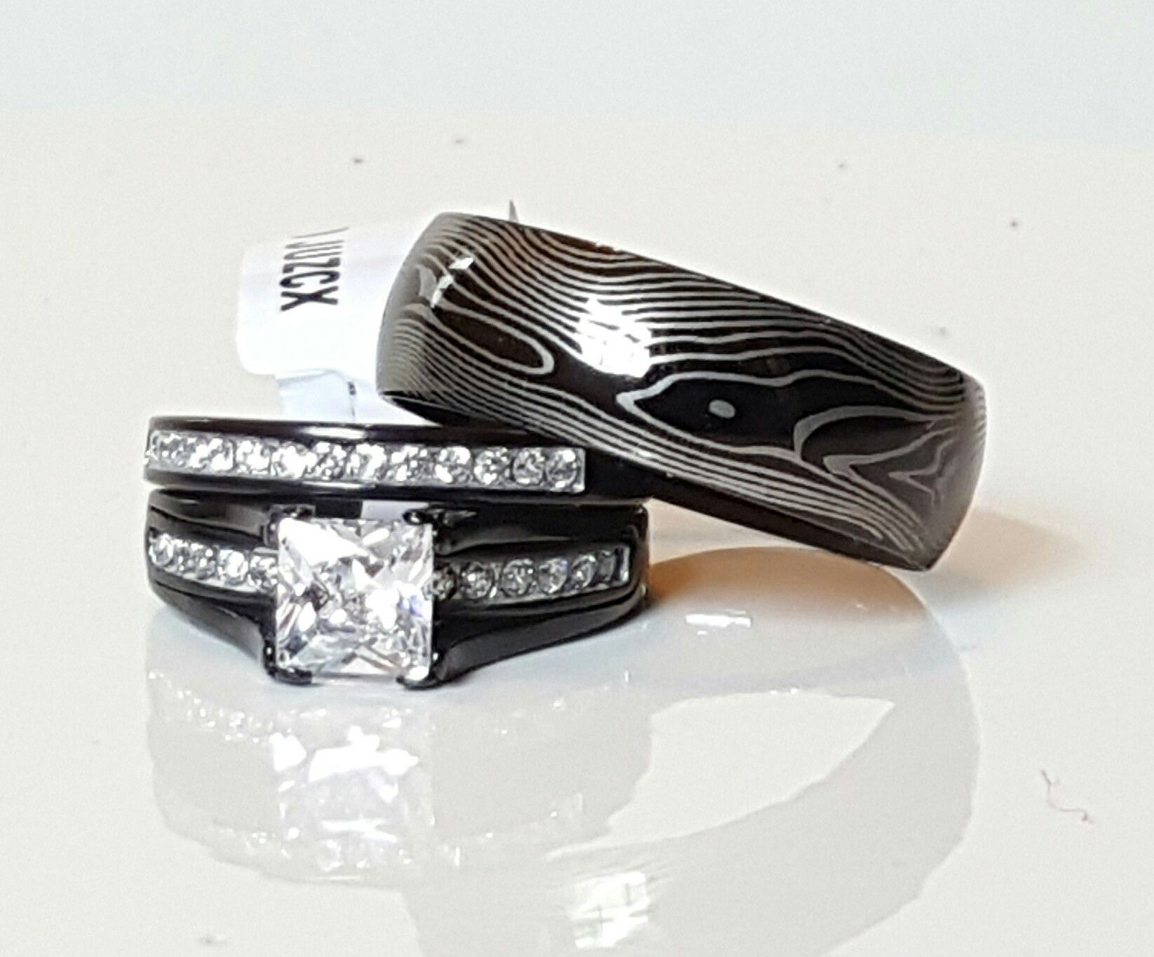 Inspirational Women's Wedding Rings Size 12