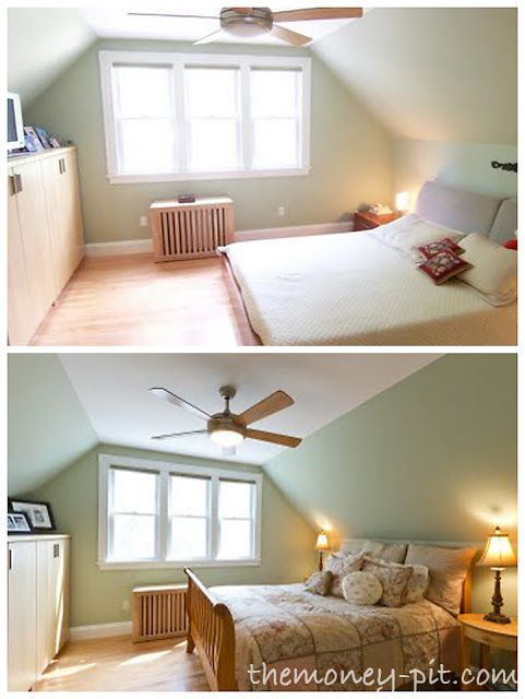 home staging avant apr s before after thing. Black Bedroom Furniture Sets. Home Design Ideas