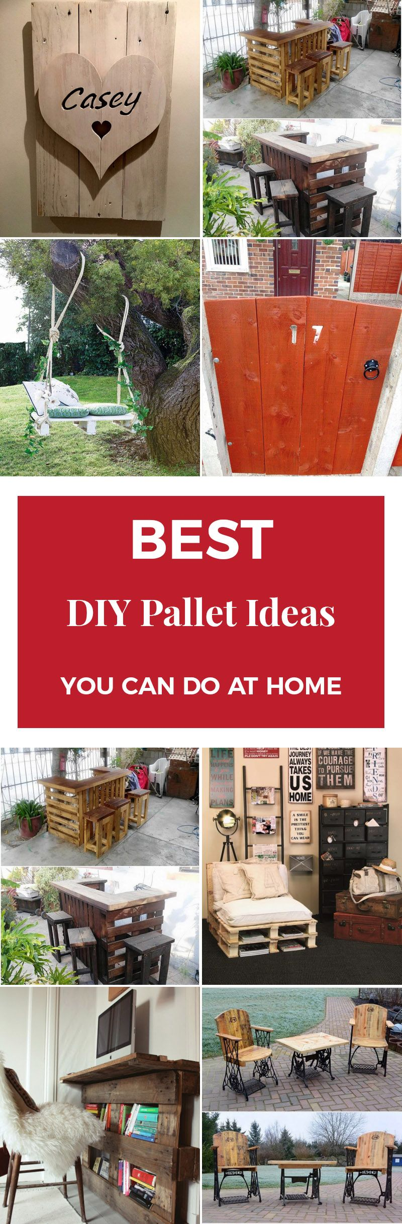 20 Best Diy Pallet Ideas You Can Do At Home