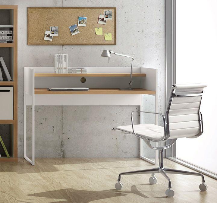 oak desks for home office. TemaHome Oslo, Modern Desk In Pure White Or White/Oak. Contemporary OfficeModern DeskHome Oak Desks For Home Office