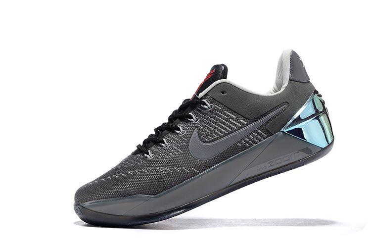 a66ecc397fd3 2018 How To Buy Nike Kobe A.D. Dark Grey Black Red Iridescent Metallic