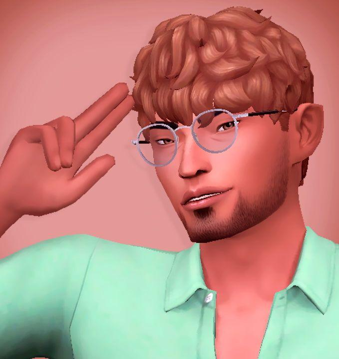 Buttersim: Kpop Hair and Hanzo Hair V2 | Sims hair, Kpop ...Korean Toddler Cc Sims 4