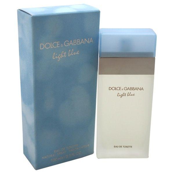 Light Blue By Dolce Amp Gabbana For Women 3 4 Oz Edt Spray
