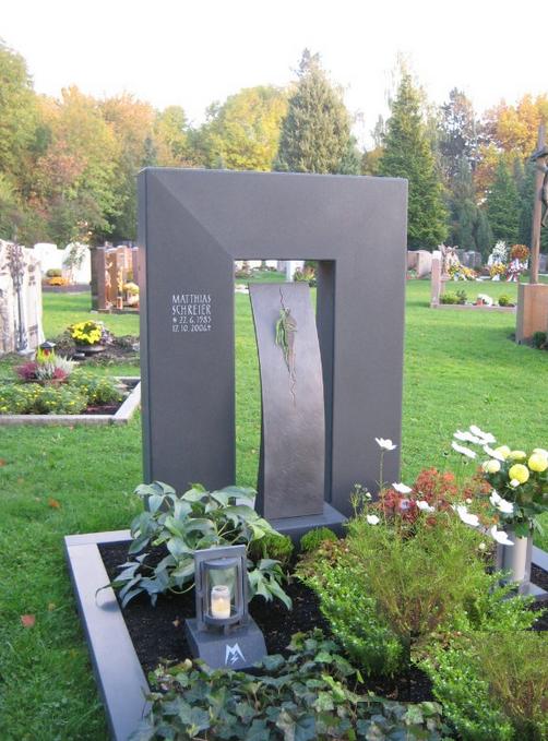 Einzelgräber für Junge Menschen in AugsburgOberhausen, DE