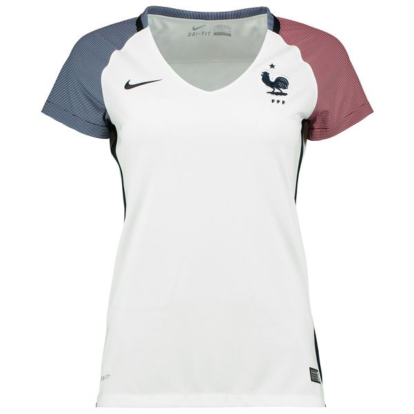 bc36a36b3e 2018 FIFA World Cup France Women s Away Soccer Jersey