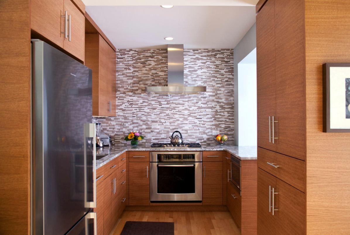 Trend Study Horizontal Grain Cabinets Make Kitchen Designs Modern Natural Kitchen Remodel Modern Kitchen Design Kitchen Design