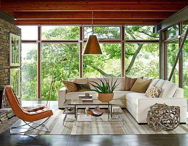 Wohnzimmer rustikal ~ Das wohnzimmer rustikal einrichten ist der landhausstil angesagt