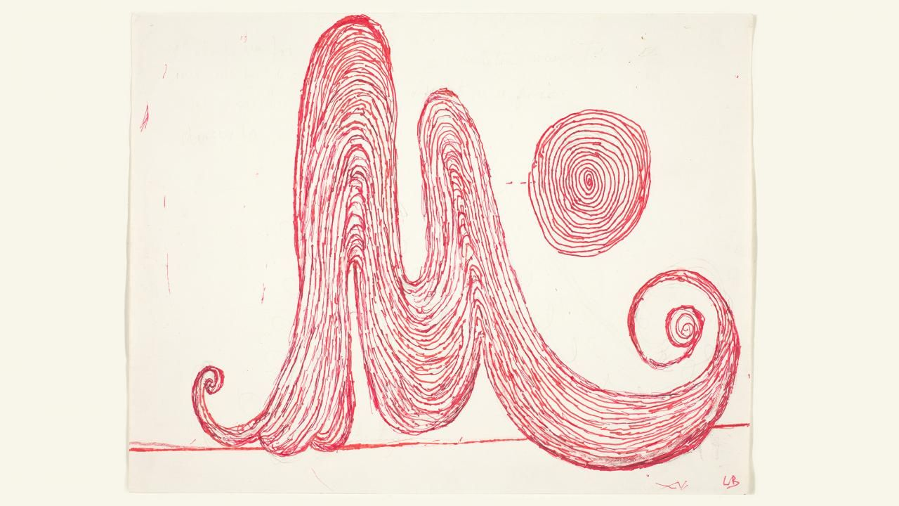 In the attic with Louise Bourgeois | Intelligent Life magazine