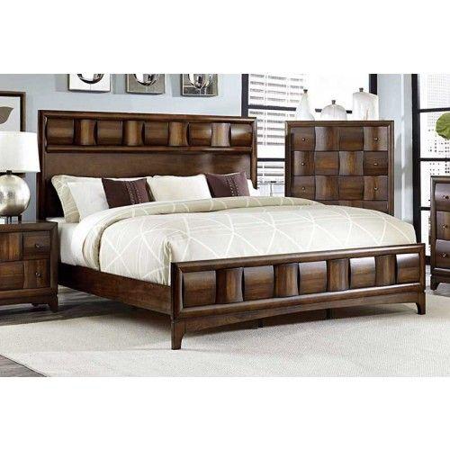 Homelegance - Porter Eastern King Bed - 1852K-1EK Homelegance in