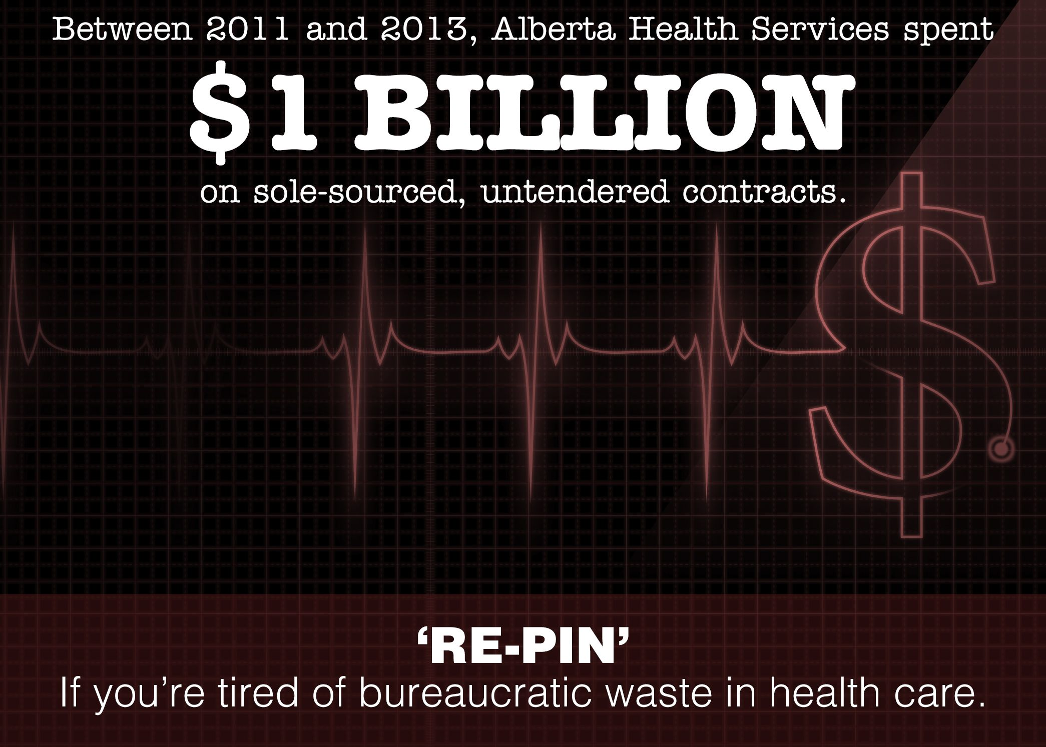 Today The Wildrose Official Opposition Revealed That Ahs