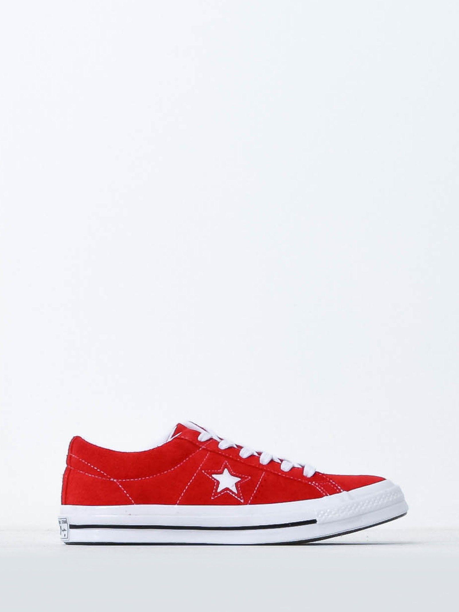 097cff05453735 Converse One Star Premium Suede Sneaker Style Pinterest