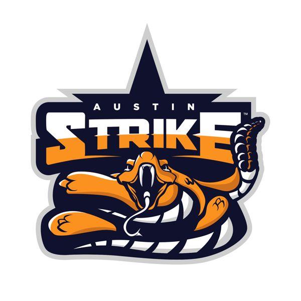 Austin Strike - Paintball Team on Behance