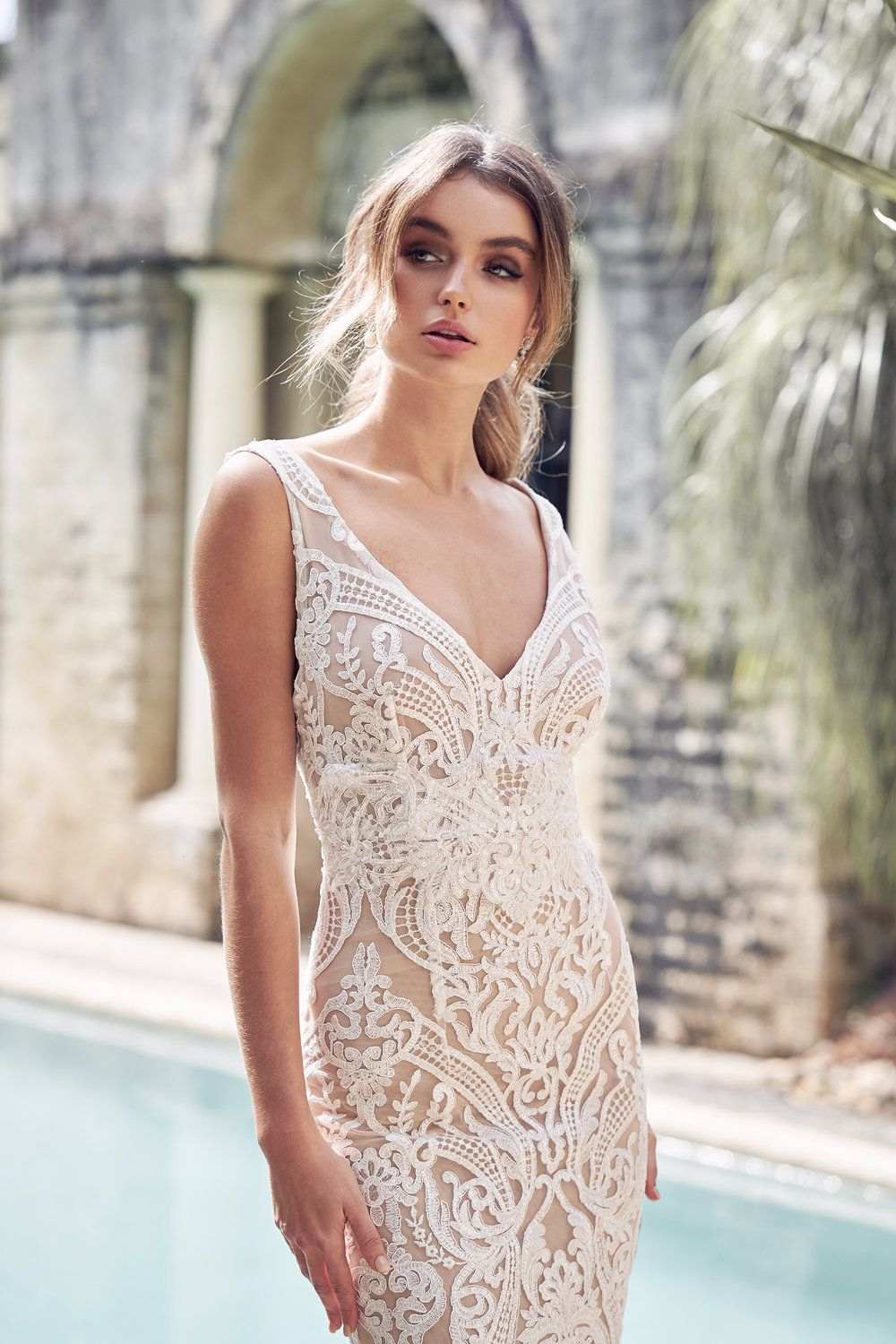 Jamie Trumpet (With images) Anna campbell bridal