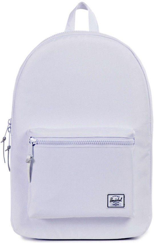 4c64ffed61d Zaino Uomo Donna Herschel Backpack Men Woman Settlement Rubber White Porta  Pc 21
